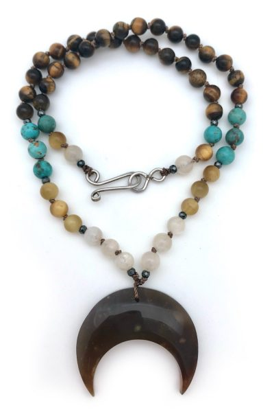 Jewelry - Ancestral Moon Necklace