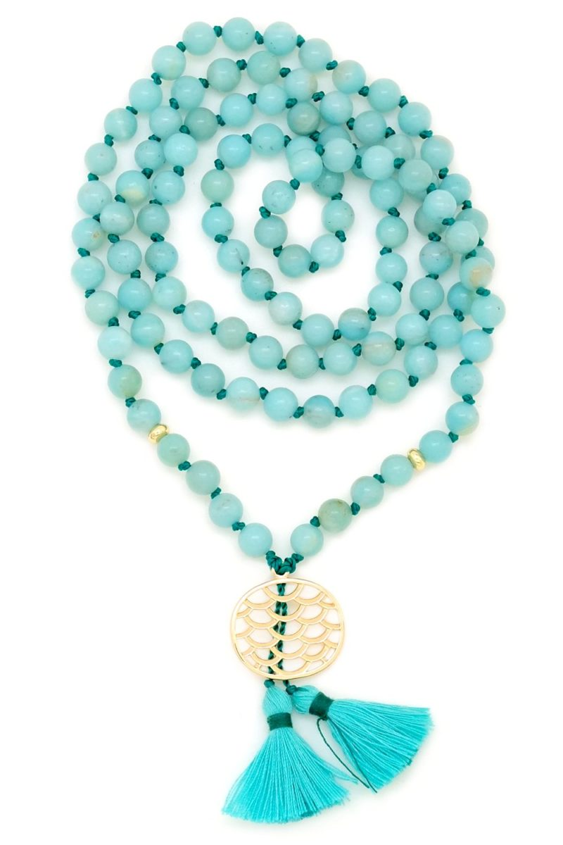 Tethys Prayer Beads Mala