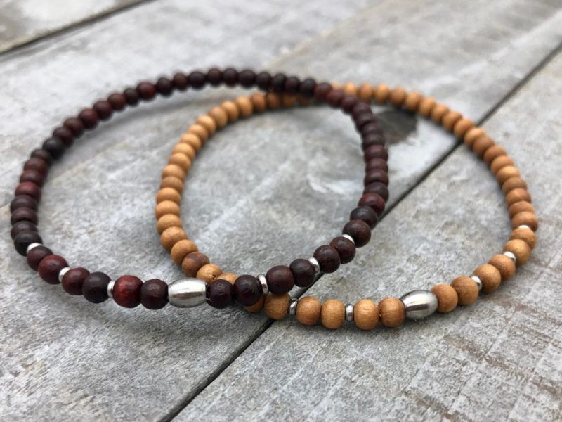 rosewood sandalwood bracelets